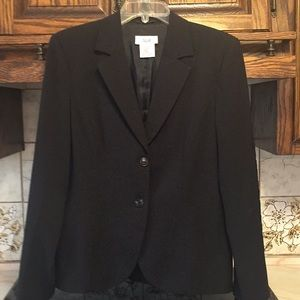 Black Blazer lightly used